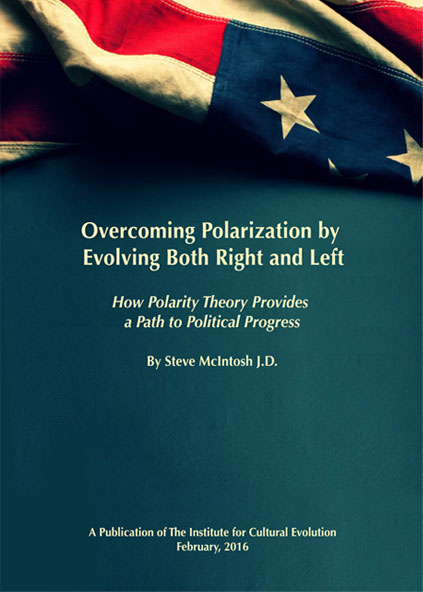 Overcoming Polarization by Evolving Both Right and Left